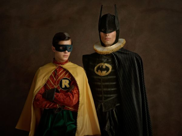 batman and robin ren