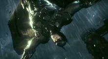 batman arkham knight dive