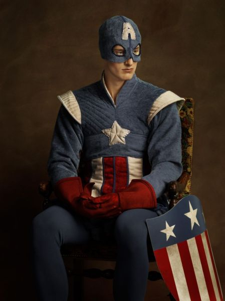 captain america ren