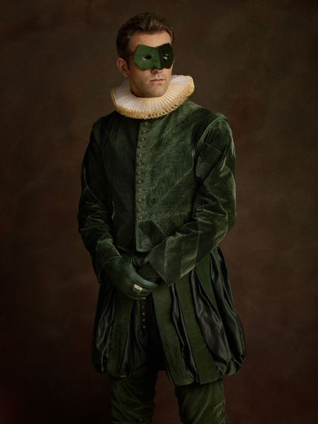 green lantern ren