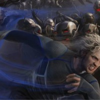 AVENGERS: AGE OF ULTRON Cosplay Day 2 - Quicksilver