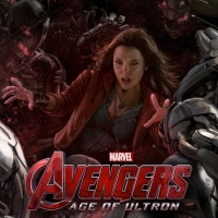 AVENGERS: AGE OF ULTRON Cosplay Day 3 - Scarlet Witch