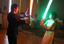 wedding saber