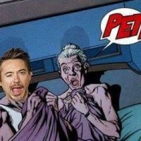 RDJ Teases Hot Aunt May Action via Facebook